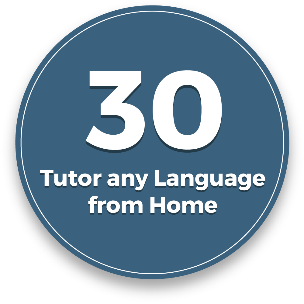 Image for This fully accredited Langauge Tutoring Course will offer you the ability to work when and where suits you.