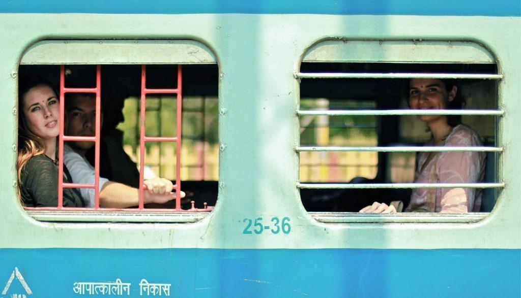 India trains