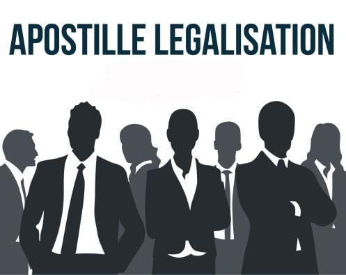 TEFL Certificate Legalisation