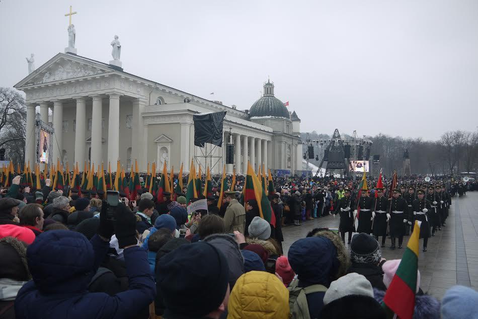 Teaching in Vilnius