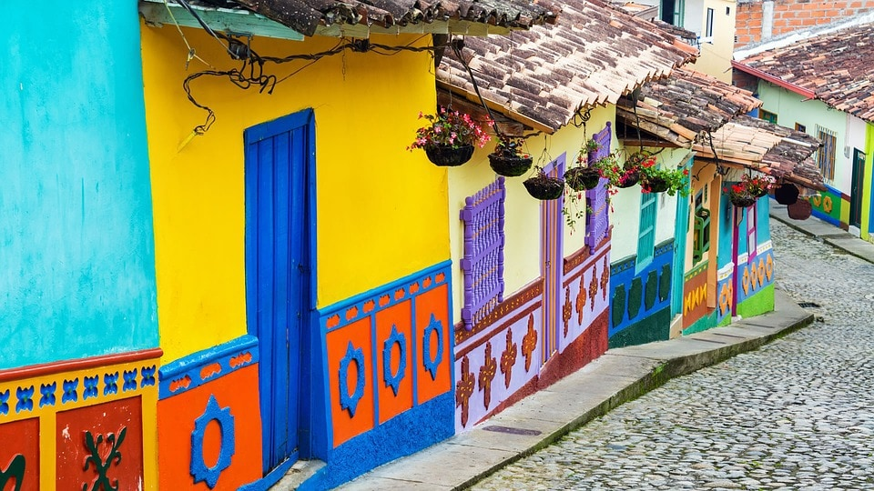 expat Colombia