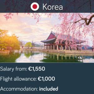 TEFL Jobs in Korea