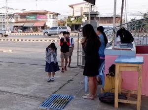 Traditional Thai Greeting