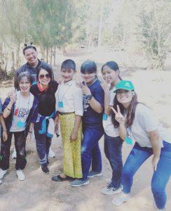 Teaching in Thailand
