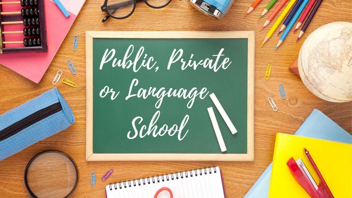 Teaching in Public vs. Private Schools