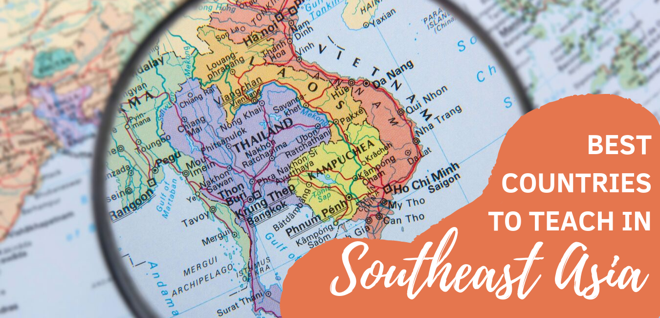 Best Countries in Southeast Asia To Teach