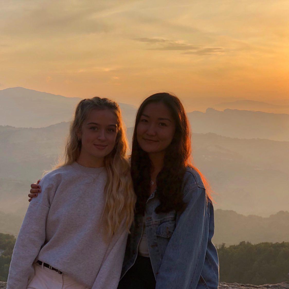 Interview with Lauren in Italy