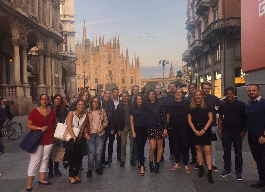 Interview with Sean Ceroni – Teaching in Italy