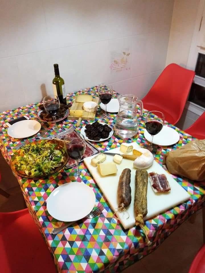 Food in Spain