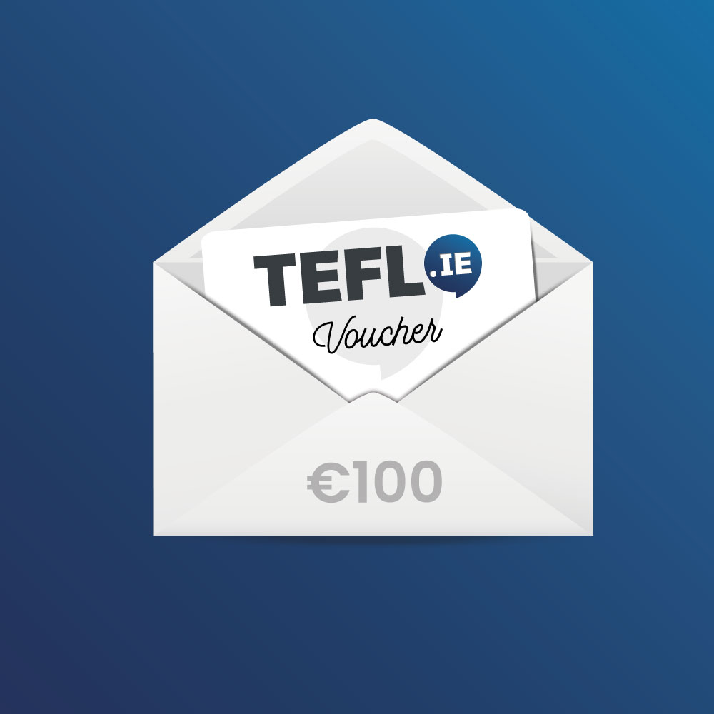 TEFL Institute of Ireland Voucher €100